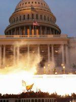 جزییات بحران آمریکا| برقراری حکومت نظامی در واشنگتن؛ ۴ نفر کشته شدند