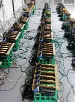 کشف و ضبط ۵۳۹ استخراج رمز ارز دیجیتالی در کهگیلویه و بویراحمد