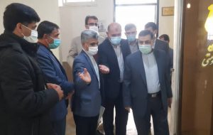 بازدید وزیر دادگستری از اداره کل تعزیرات حکومتی کهگیلویه و بویراحمد