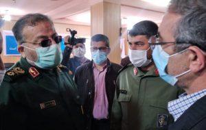 رئیس سازمان بسیج مستضعفین:  سپاه برای رفع مشکل زلزله زدگان دنا تا آخر پای کار است/تدوام خدمات درمانی در سی سخت