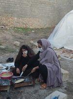 مادر ستونی که نمی لرزد، مادران استوار در زلزله / زنان سی سختی و بحران زلزله