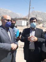 در سفر معاون وزیر راه به سی سخت صورت گرفت؛ تصویب ۵ طرح عمرانی با اعتبار ۲۰۵ میلیارد ریال در مناطق زلزله زده سی سخت