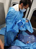 تولد نوزاد عجول در آمبولانس اورژانس ۱۱۵