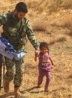 ماجرای پناه آوردن کودک افغان به تکاور ایرانی چیست؟