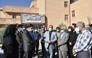 راه اندازی مجدد مرکز جراحی قلب و آنژیوگرافی بیمارستان امام سجاد(ع) یاسوج