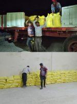 اهداء ۱۵۰۰ کیسه آرد به مددجویان کمیته امداد ممبی